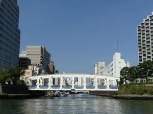 Schifffahrt in Tokyo