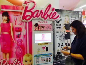 Barbie-Box