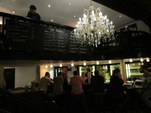 Bar in der Wilderin