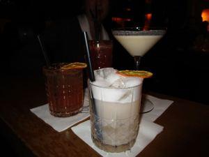 coole Drinks im 5th Floor