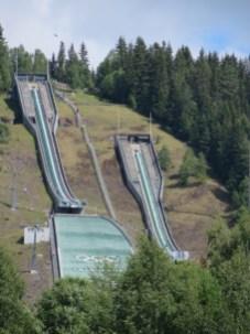 Lillehammer Olympiastadt 1994
