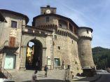 Die Rocca von Castelnuovo di Garfagnana