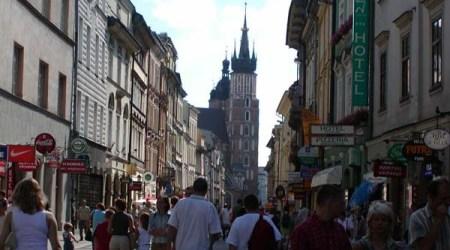 Krakow florianska