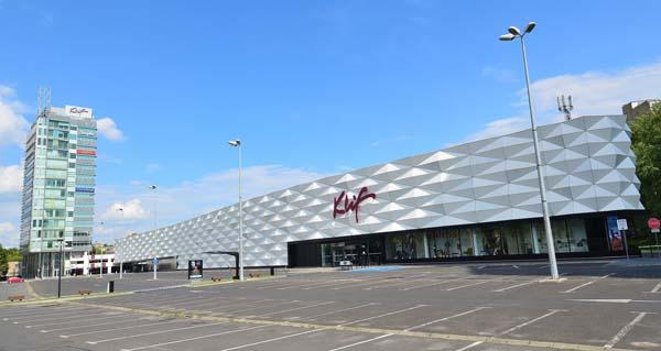 klif shopping Gdansk