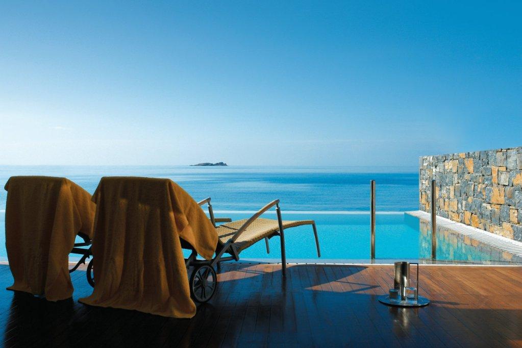 Hotell med privat basseng hellas