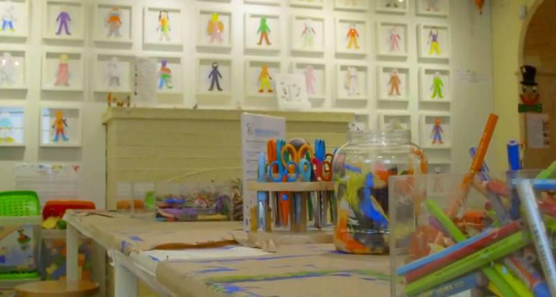 Det internasjonale barnekunstmuseet - Oslo med barn