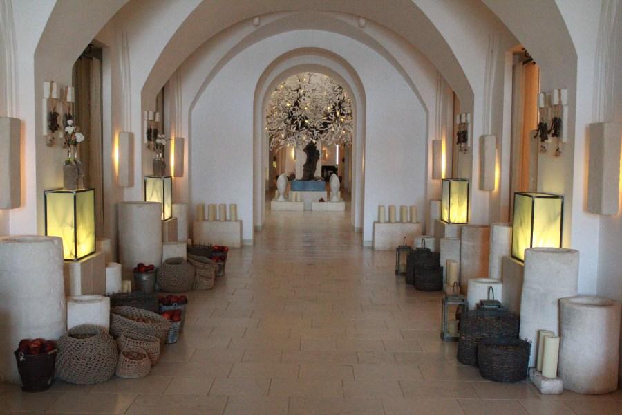 Trulliland Apulien, Hotel