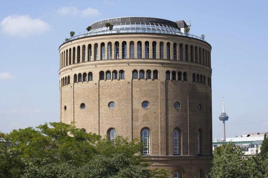 Köln Wasserturm