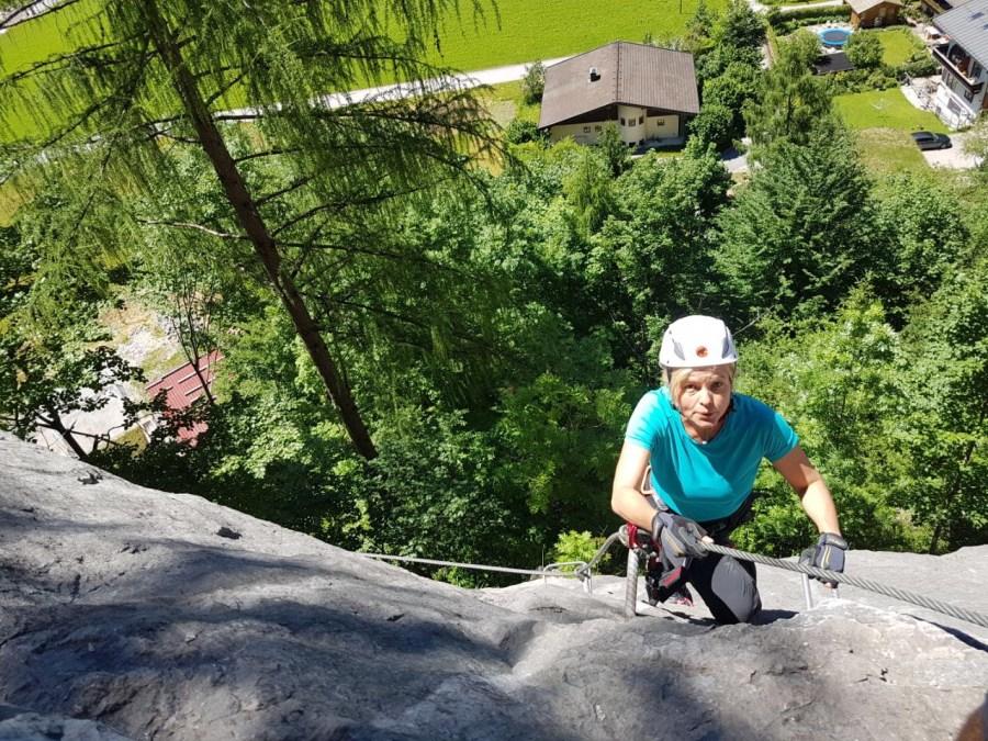 Klettern, Leogang