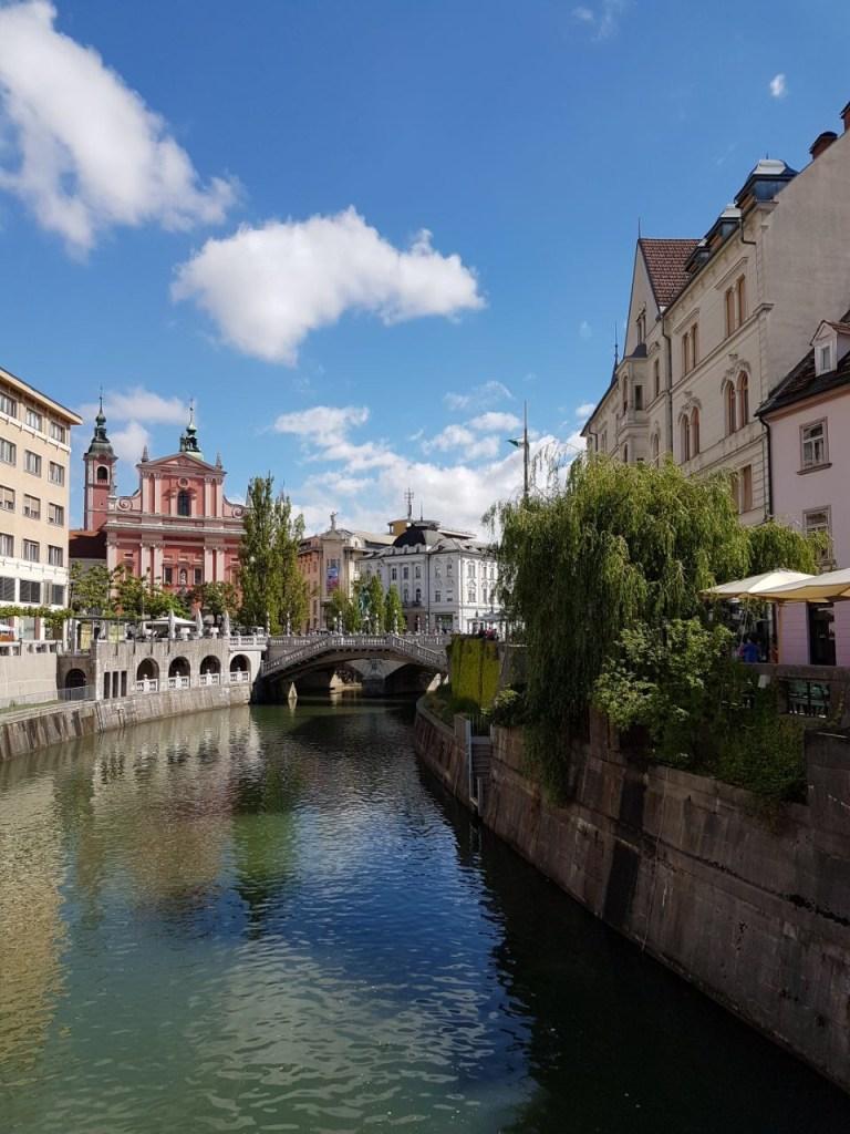 Lublijana, Slowenien