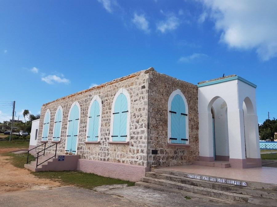 Anguilla KAribik Kirche