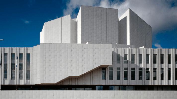 Finlandia Halle