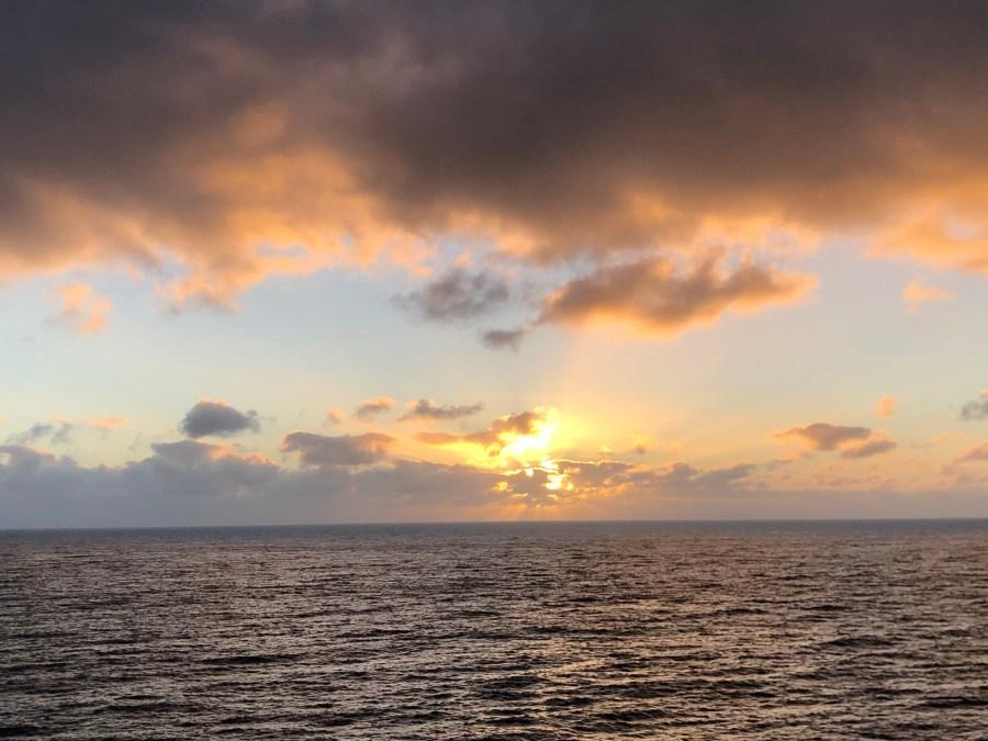 Sonnenuntergang Kanaren