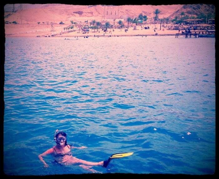 Snorkelen in de Rode Zee