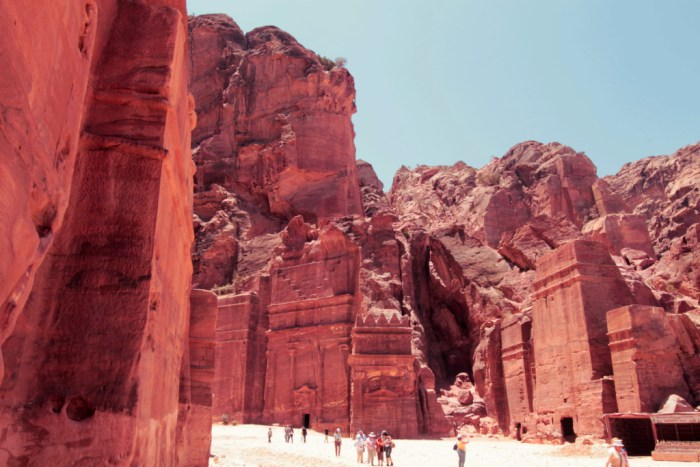 Geocaching Petra