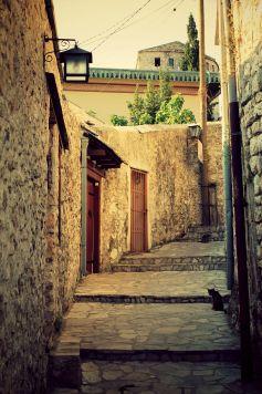 Steegje in Mostar