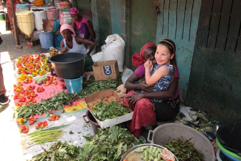 Royal Albert Market, Banjul
