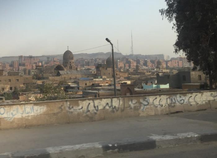 De dodenstad van Caïro