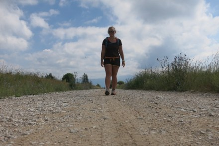 Via Dinarica trail to Boracko Jezero