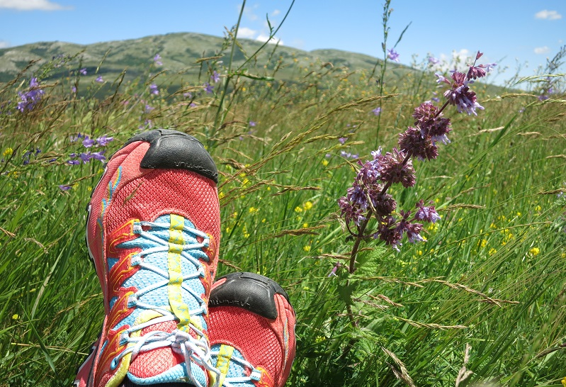 Hiken Trailrunners Via Dinarica