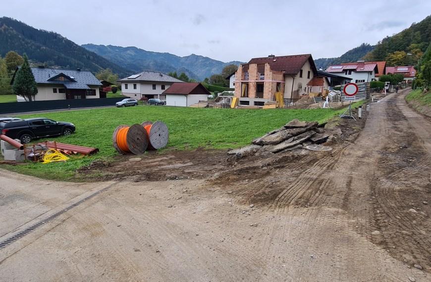 Auswirkungen der Änderung Straßenentwässerung