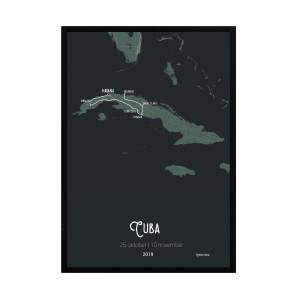 Cuba in lijst