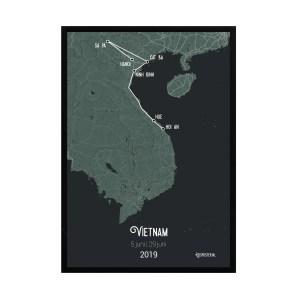 Vietnam in lijst