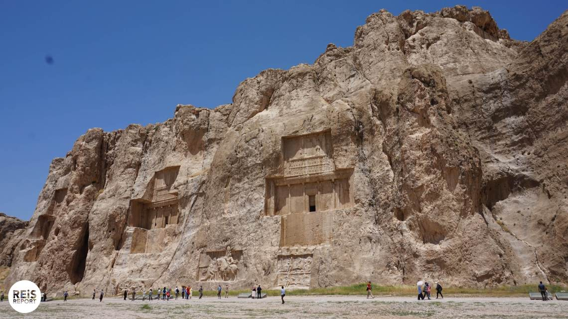 Naqsh-i Rustam persepolis bezoek