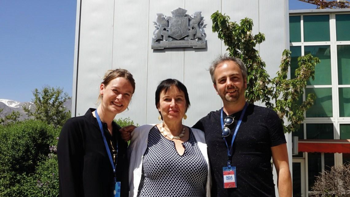 nederlandse ambassade in iran susanna terstal reisreport