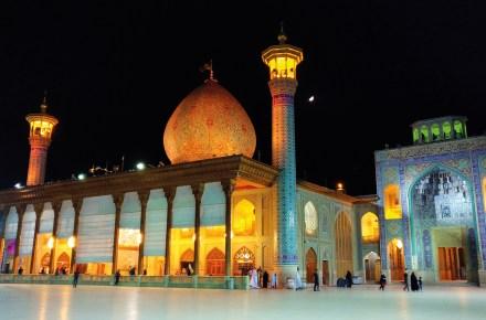 shiraz iran te doen bezienswaardigheden