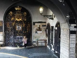stenen poort zagreb stone gate