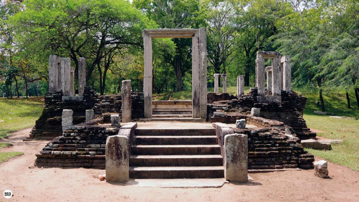 Anuradhapura tempel van de tand