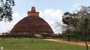 Anuradhapura bezienswaardigheden van oude hoofdstad