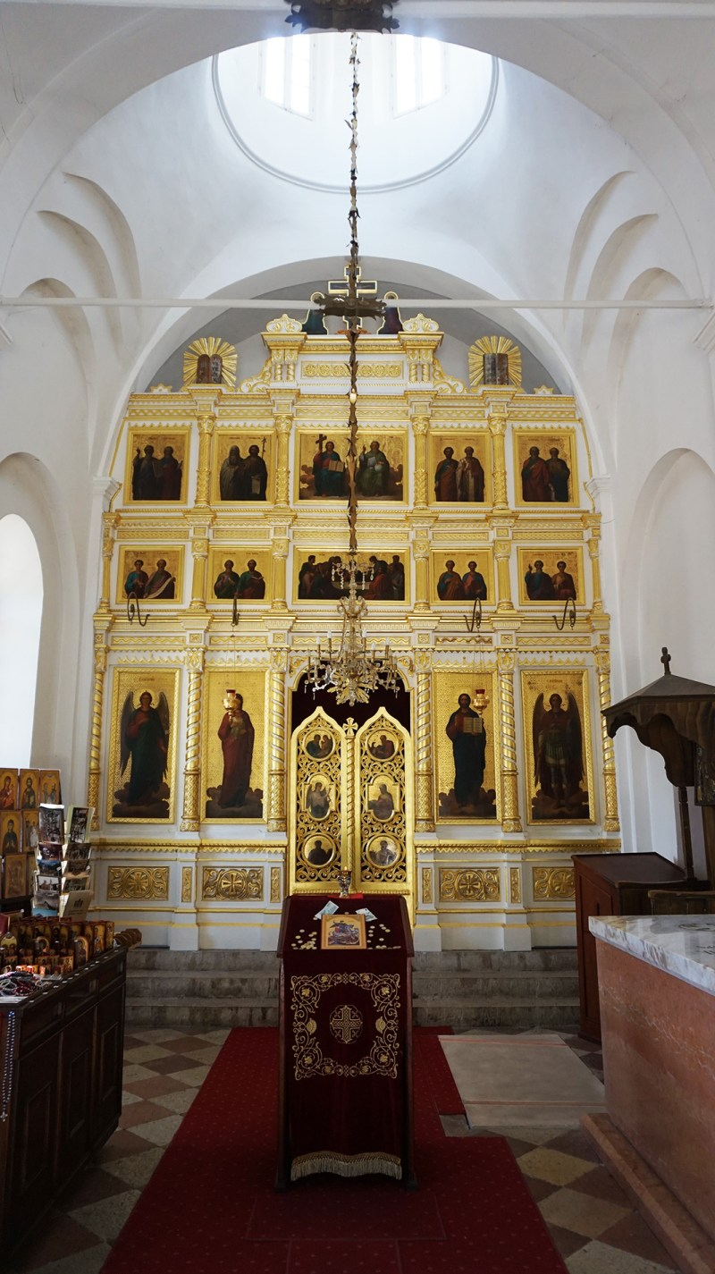 cetinje montenegro kerk