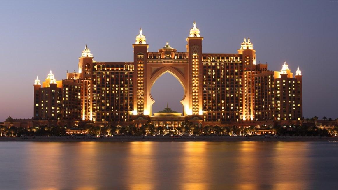 The Palm Jumeirah hotels