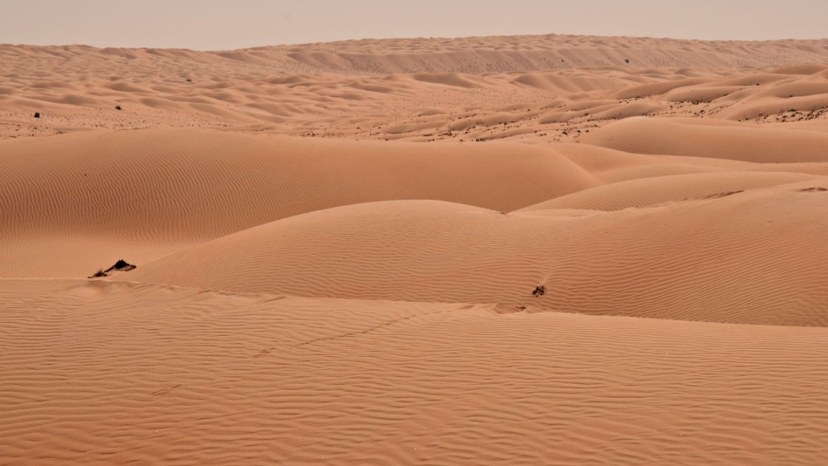 Wahiba woestijn hotels