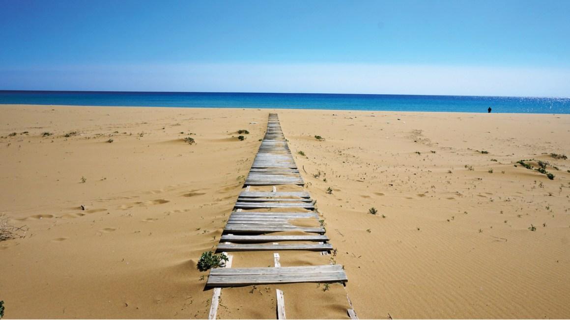 Noord-Cyprus: Verdeeld op de grens van de EU