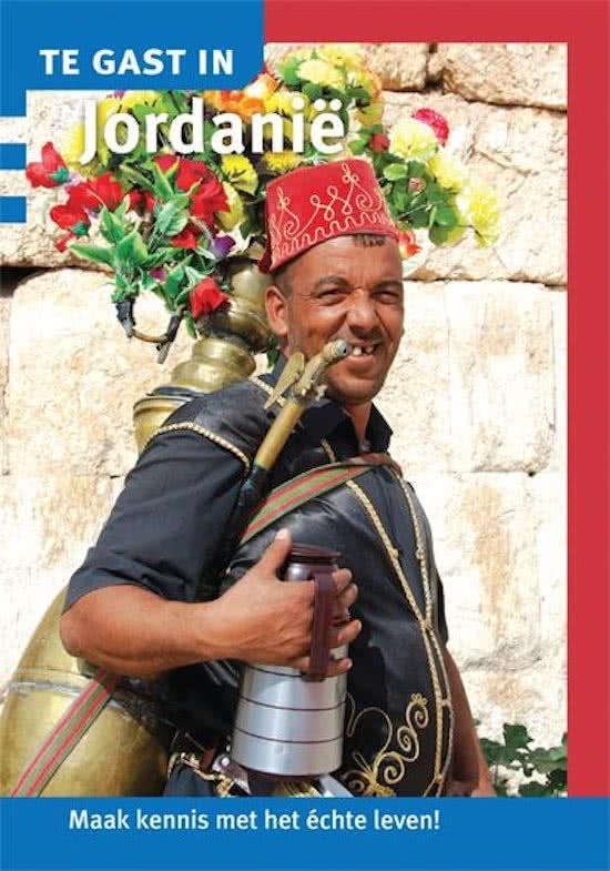 Boek: Te gast in Jordanië