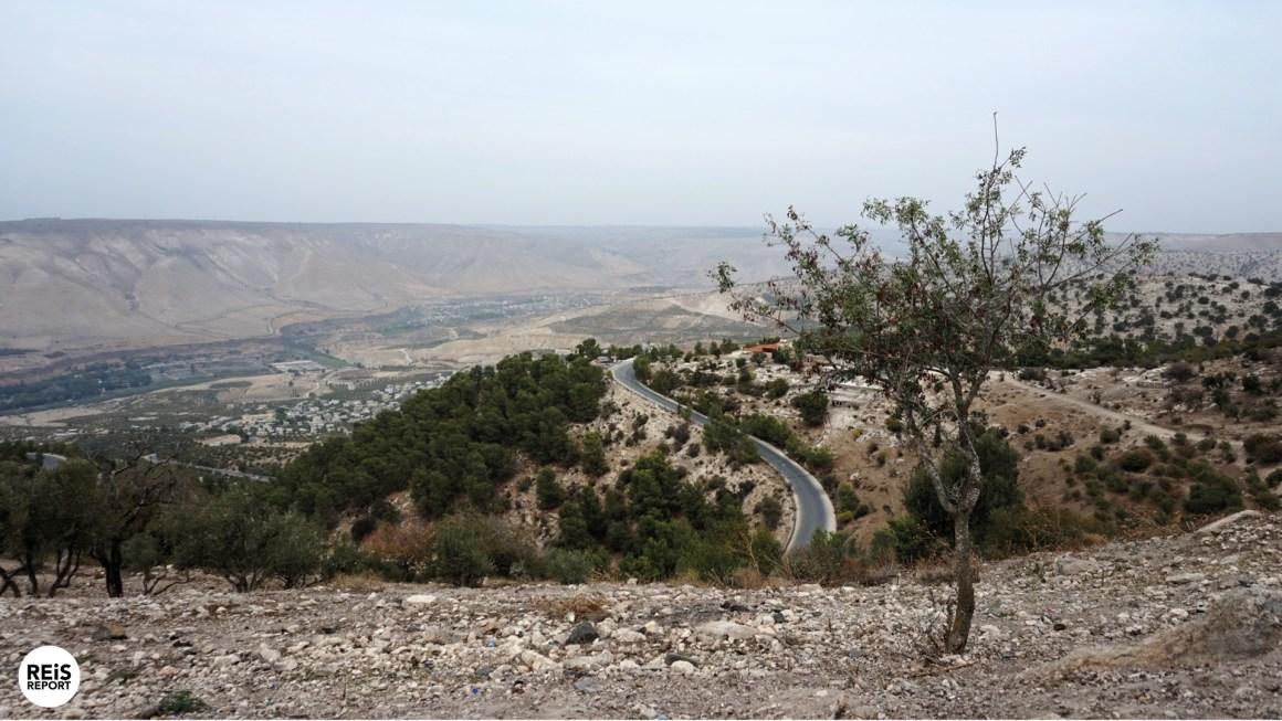 umm qais jordanie