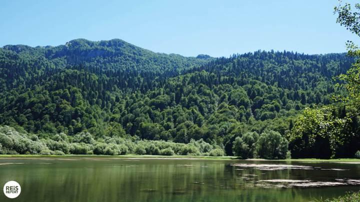 biogradska meer montenegro
