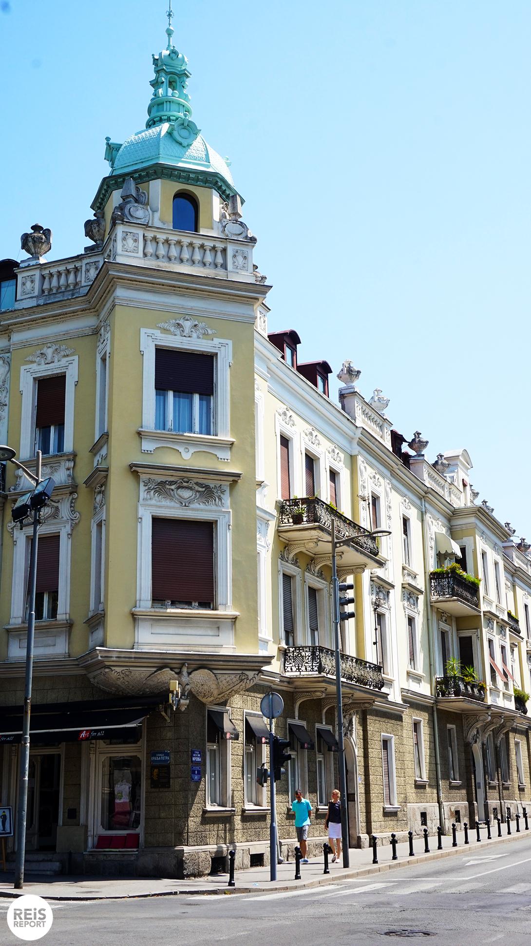 citytrip belgrado 2017