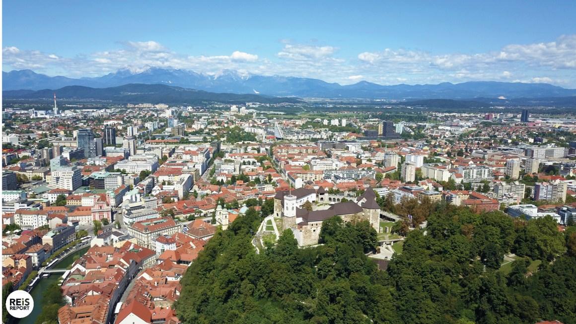 ljubljana kasteel slovenie