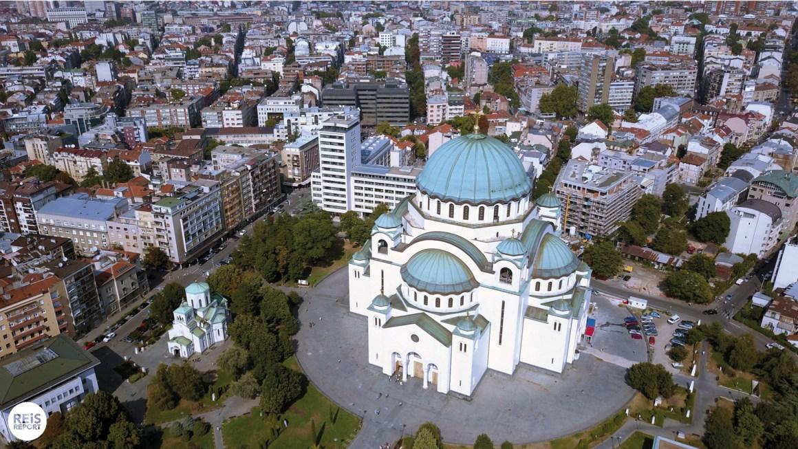st. sava kerk belgrado