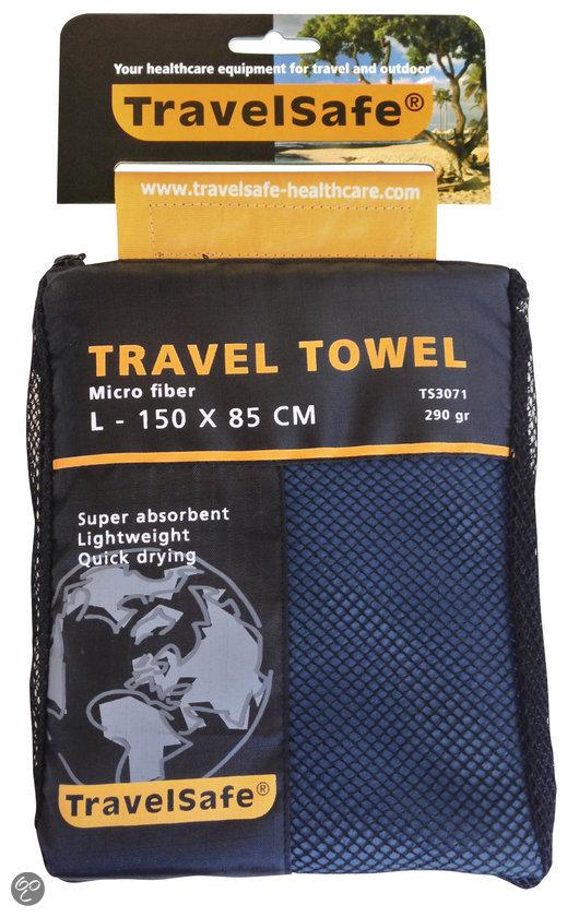 Sneldrogende handdoek cover