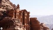 Petra, Jordanië - Hoogtepunt van Jordanië