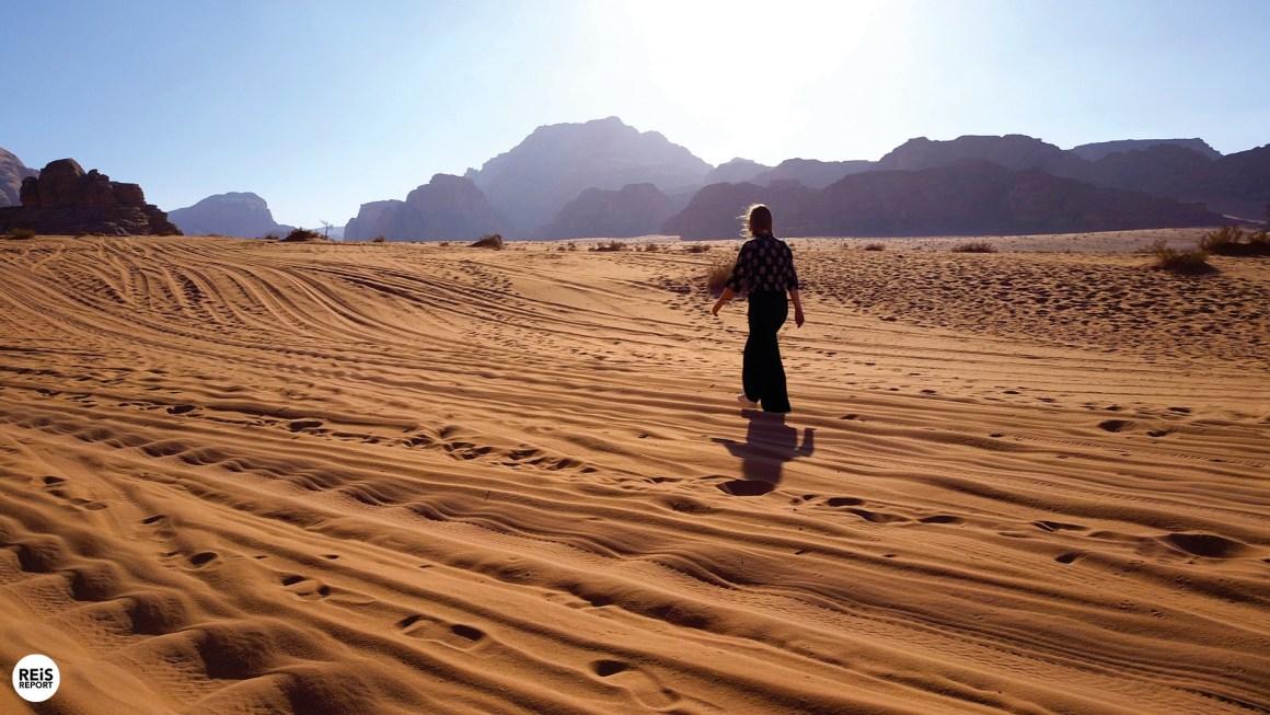 reizen door jordanië als vrouw veilig
