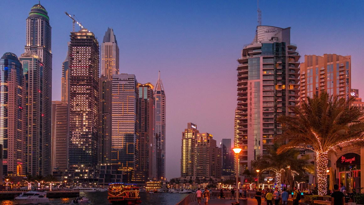 Dubai marina hotels