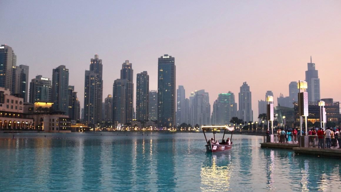 Mooiste hotels Dubai hotels