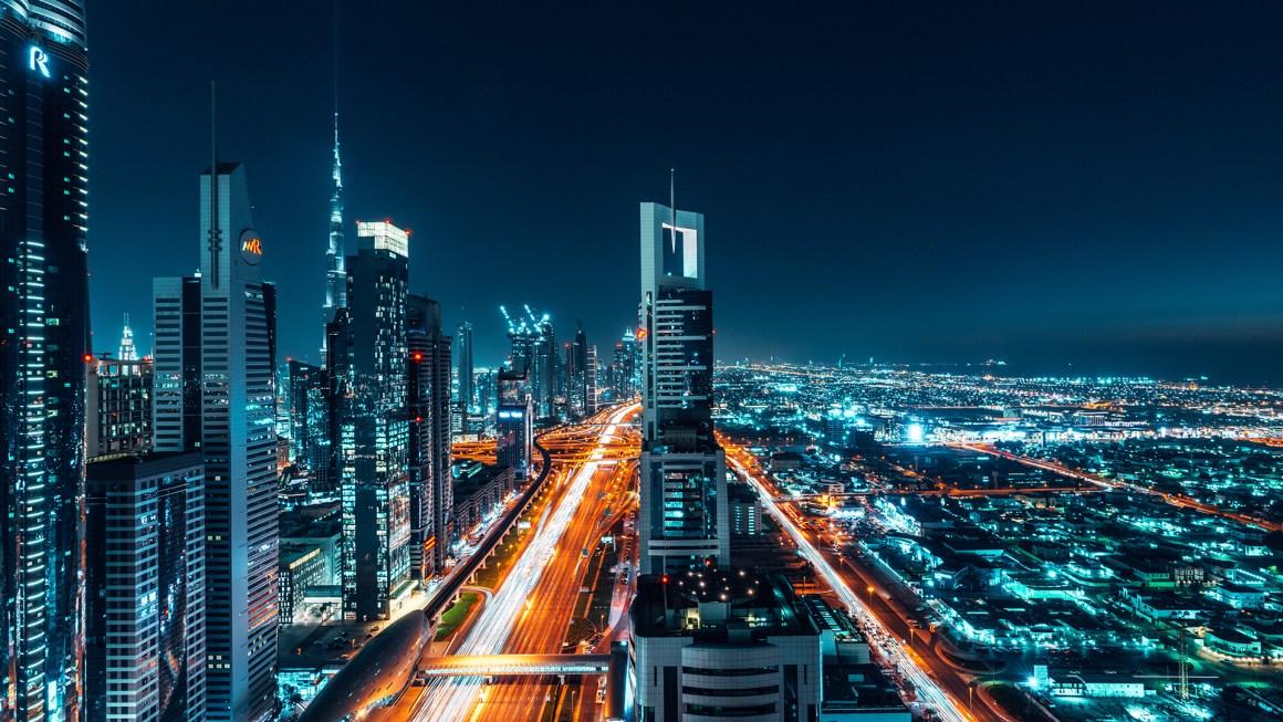 Dubai vliegveld hotels