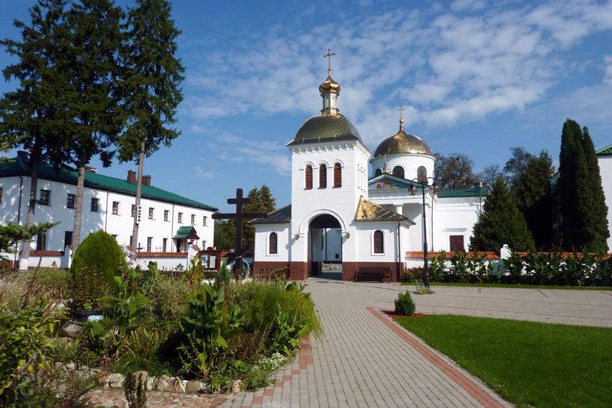 Kerken kijken in Jableczna. © Bruno Loockx
